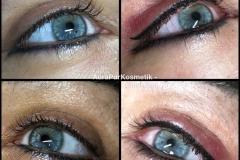 PMU Eyeliner oben